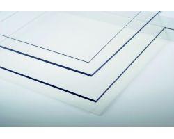Lastra PVC Clear PVC 194x320mm 0.15