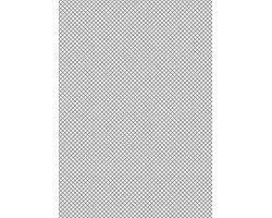 Lastra Rete PVC-Grid diagonal 185X290mm 0,32