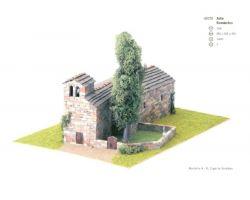 COSTRUZIONE ROMANICA 4 St. Cugat de Gavadons ( Domus  - 40078 )