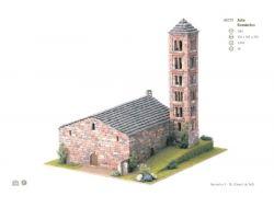 COSTRUZIONE ROMANICA 5 St. Climent de Taùll ( Domus  - 40079 )