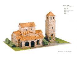 COSTRUZIONE ROMANICA 16 Sta. Maria de Lebena ( Domus  - 40093 )