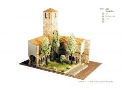 COSTRUZIONE ROMANICA 17 St. Benet de Bages ( Domus  - 40094 )