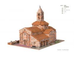 COSTRUZIONE ROMANICA 7 St. Maria d\' Egara ( Domus  - 40802 )
