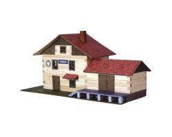 Stazione ferroviaria walachia 36