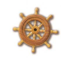 RUOTA TIMONE  legno diametro 30mm (1pz)