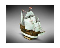 Modello kit barca SANTA MARIA serie MINI MAMOLI scala 1:106