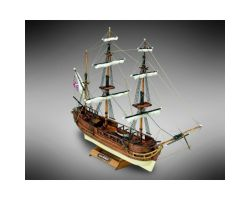 Modello kit barca HMS BEAGLE serie MINI MAMOLI scala 1:121