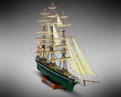 Modello kit barca CUTTY SARK serie MINI MAMOLI scala 1:250