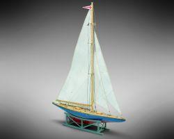 Modello kit barca ENDEAVOUR serie Mini Mamoli scalal 1:193
