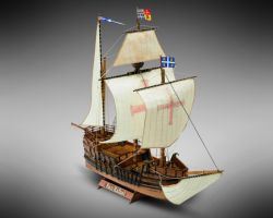 Modello kit barca SAN RAFAEL serie MINI MAMOLI scala 1:115
