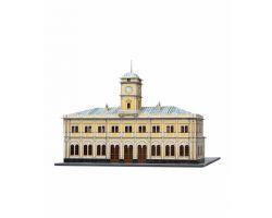 Nikolayevsky Railway Station (1/250)
