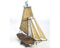 Modello kit barca GRETEL Wooden ship model kit