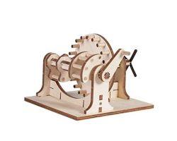 Trasformazione del moto di Leonardo Da Vinci