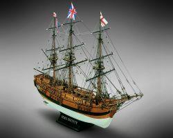 Modello kit barca BOUNTY Wooden ship model kit scala 1:64