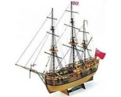 Modello kit barca ENDEVOUR Wooden ship model kit