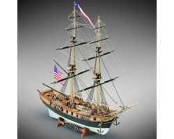Modello kit barca LEXINGTON Wooden ship model kit