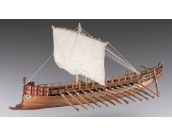 Greek bireme Dusek d001