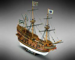 Modello Kit barca Mamoli ROTER LOWE MV19