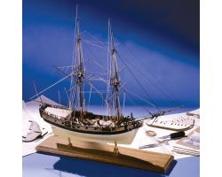 SHIPWAYS FAIR AMERICAN 14GUN PRIVATEER, 1778