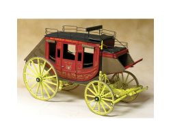 MODEL TRAILWAYS CONCORD STAGECOACH