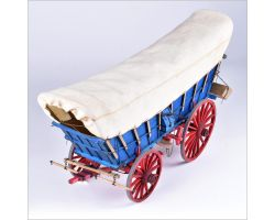 MODEL TRAILWAYS CONESTOGA WAGON