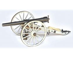 GUNS OF HISTORY WHITWORTH CANNON 12 LBR