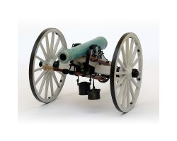 GUNS OF HISTORY JAMES CANNON 6 LBR