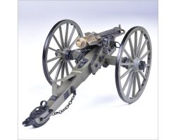 GUN OF HISTORY CIVIL WAR GATLING GUN