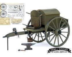 GUNS OF HISTORY CIVIL WAR BATTERY FORGE