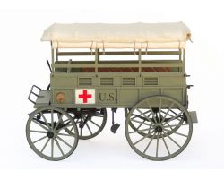 GUNS OF HISTORY CIVIL WAR RUCKER AMBULANCE