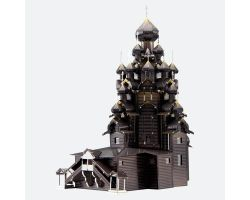 Kizhi Church of The Transfiguration
