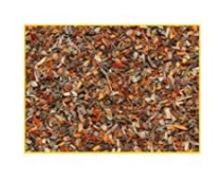 Polvere GROSSO marrone massicciata 500 ml. ( Er Decor - ER.1374 )