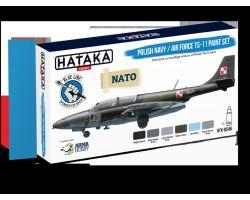Hataka Hobby Polish Navy/ Air Force TS-11 paint set