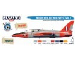 Hataka Hobby Modern Royal Air Force Paint Set Vol.3