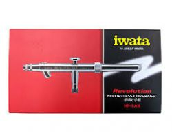 Iwata Revolution HP-SAR airbrush
