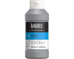 Liquitex Acrylic Mediums Neutral Gray Colored Gesso (Gesso Colore Grigio Neutro) 237 ml