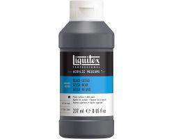 Liquitex Acrylic Mediums Black Gesso (Gesso Nero) 237 ml