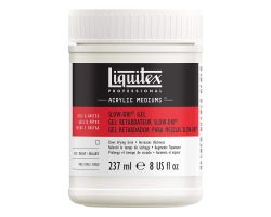 Liquitex Acrylic Mediums Slow-Dri Gel (Gel ritardante addensante) 237 ml
