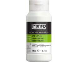 Liquitex Acrylic Mediums  Gloss Medium (Vernice Brillante) 118 ml