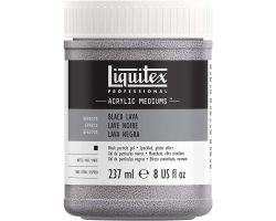 Liquitex Acrylic Mediums Black Lava (Nera) 237 ml