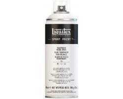 Liquitex Spray Paint Transparent Mixing White (Bianco Trasparente per mescolanze) 400 ml
