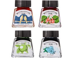 Winsor & Newton Drawing Ink Collection Vibrant Tones (Toni Vibranti)