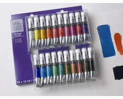 Winsor & Newton Artisan Water Mixable Oil Colour 10 tubetti x 12 ml