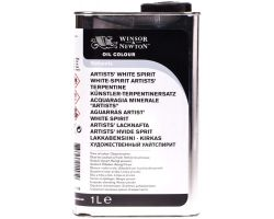 Winsor & Newton Solvents Acquaragia Minerale (White Spirit) 1 L