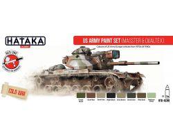 Hataka Hobby US Army paint set (Masster & dualtex)