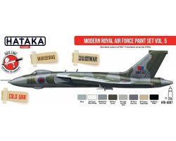 Hataka Hobby Modern Royal Air Force paint set vol.5