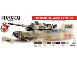 Hataka Hobby Modern Australian Army AFV paint set