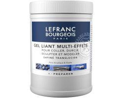 Lefranc Bourgeois Gel Liant multi-effets (Gel Legante multi-effetto) 500 ml