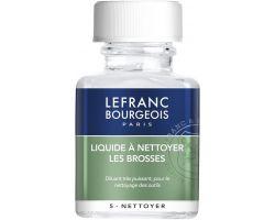 Lefranc Bourgeois Liquido Detergente per Pennelli 75 ml