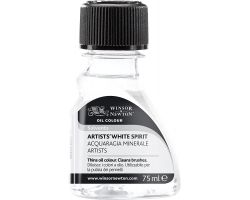 Winsor & Newton Solvents Acquaragia Minerale (White Spirit) 75 ml